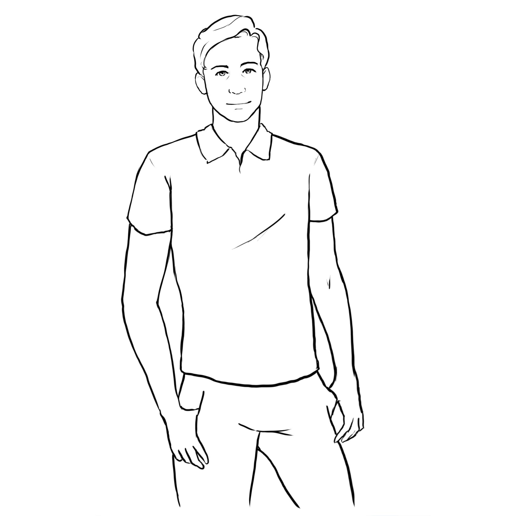 Vividsaaga Groom Posing Guide 1