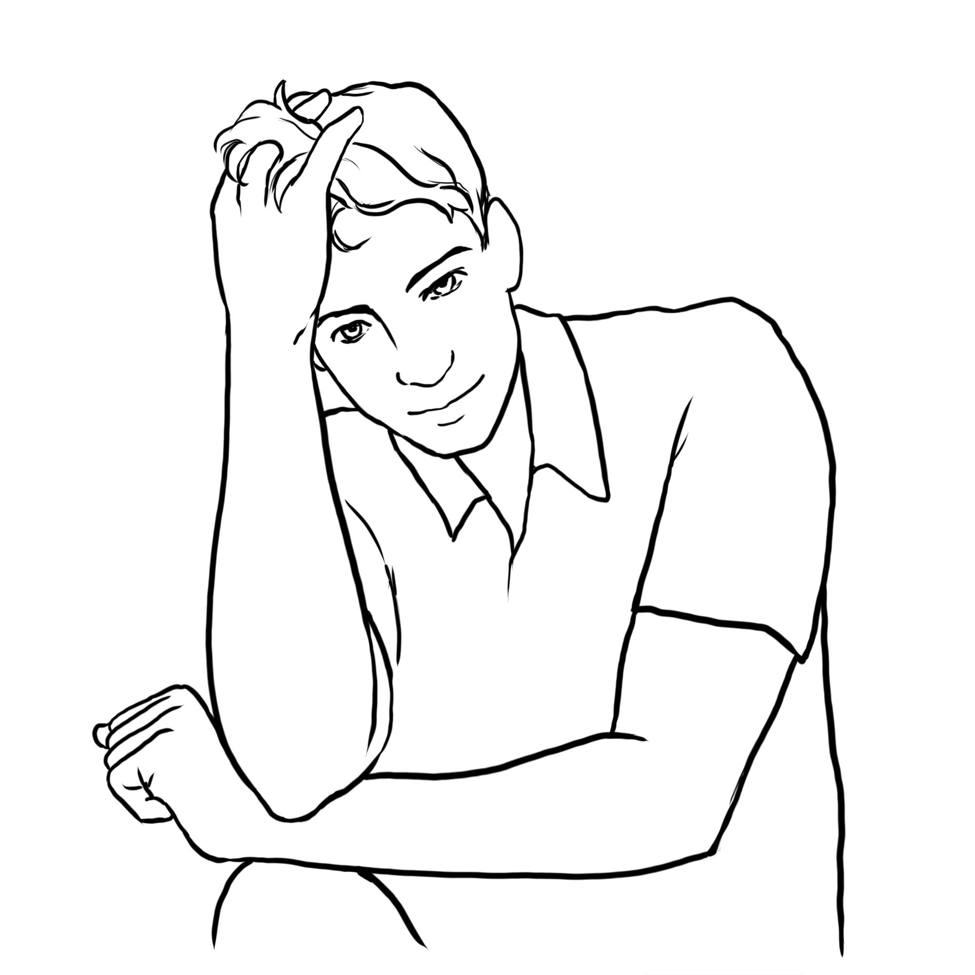 Vividsaaga Groom Posing Guide 14
