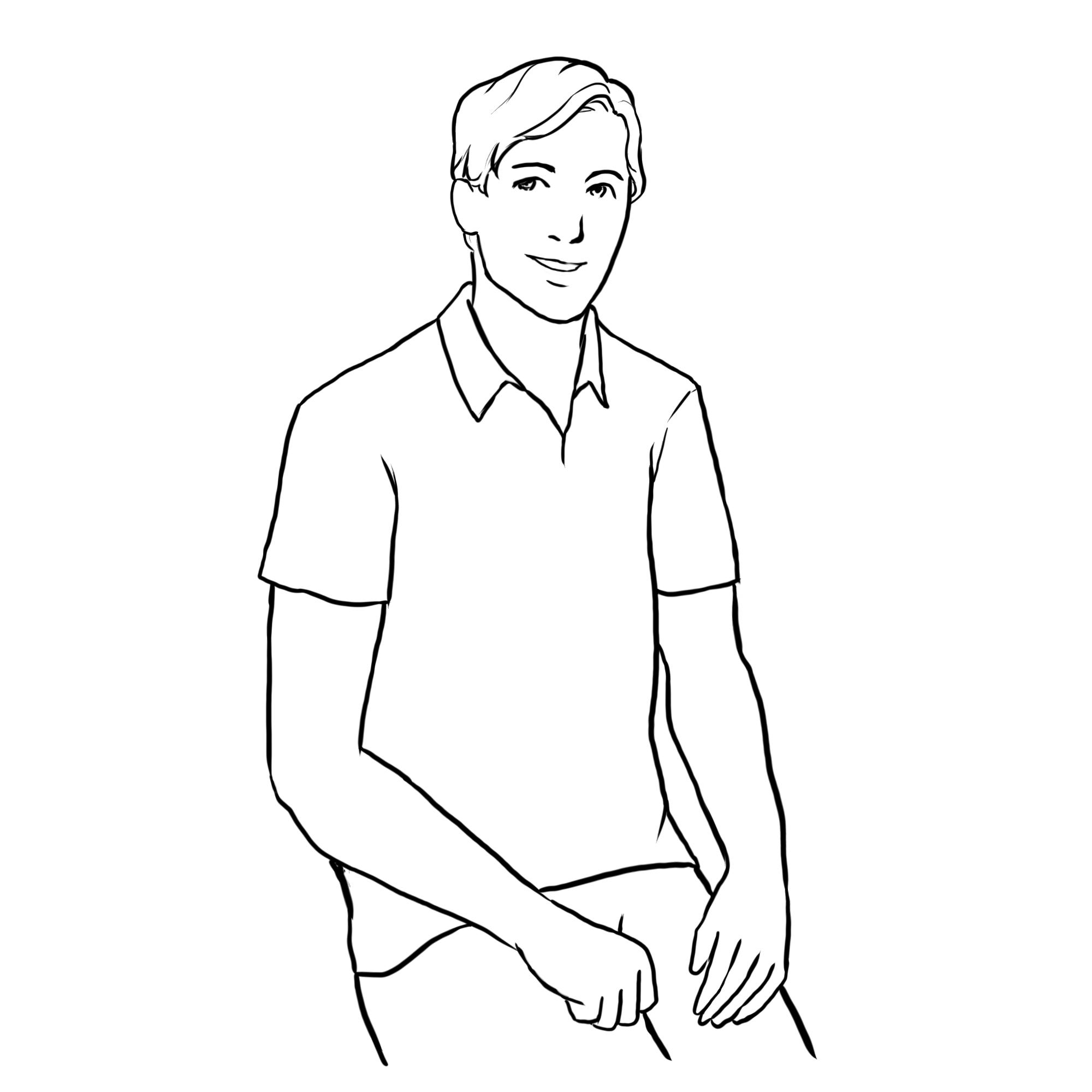 Vividsaaga Groom Posing Guide 17