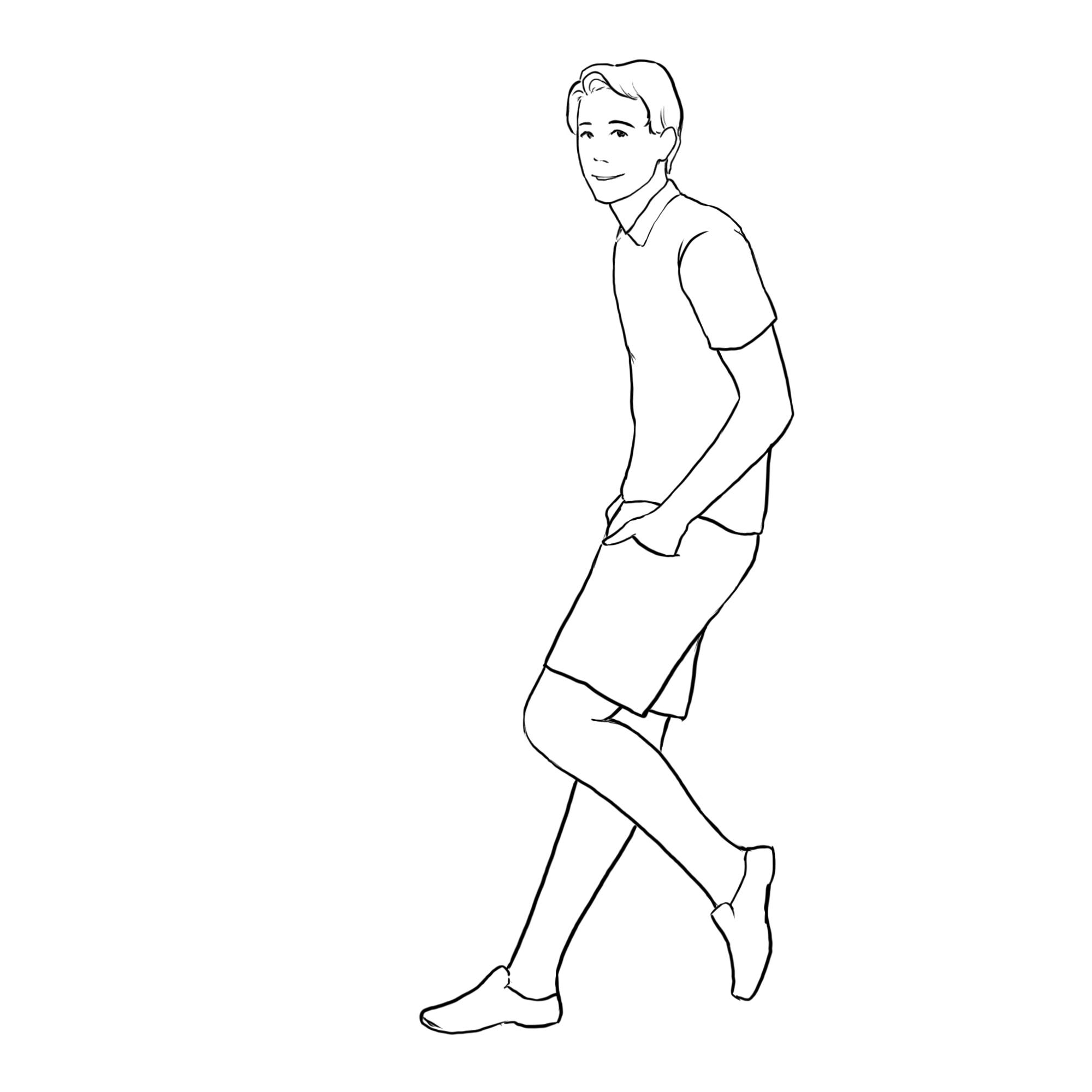 Vividsaaga Groom Posing Guide 21