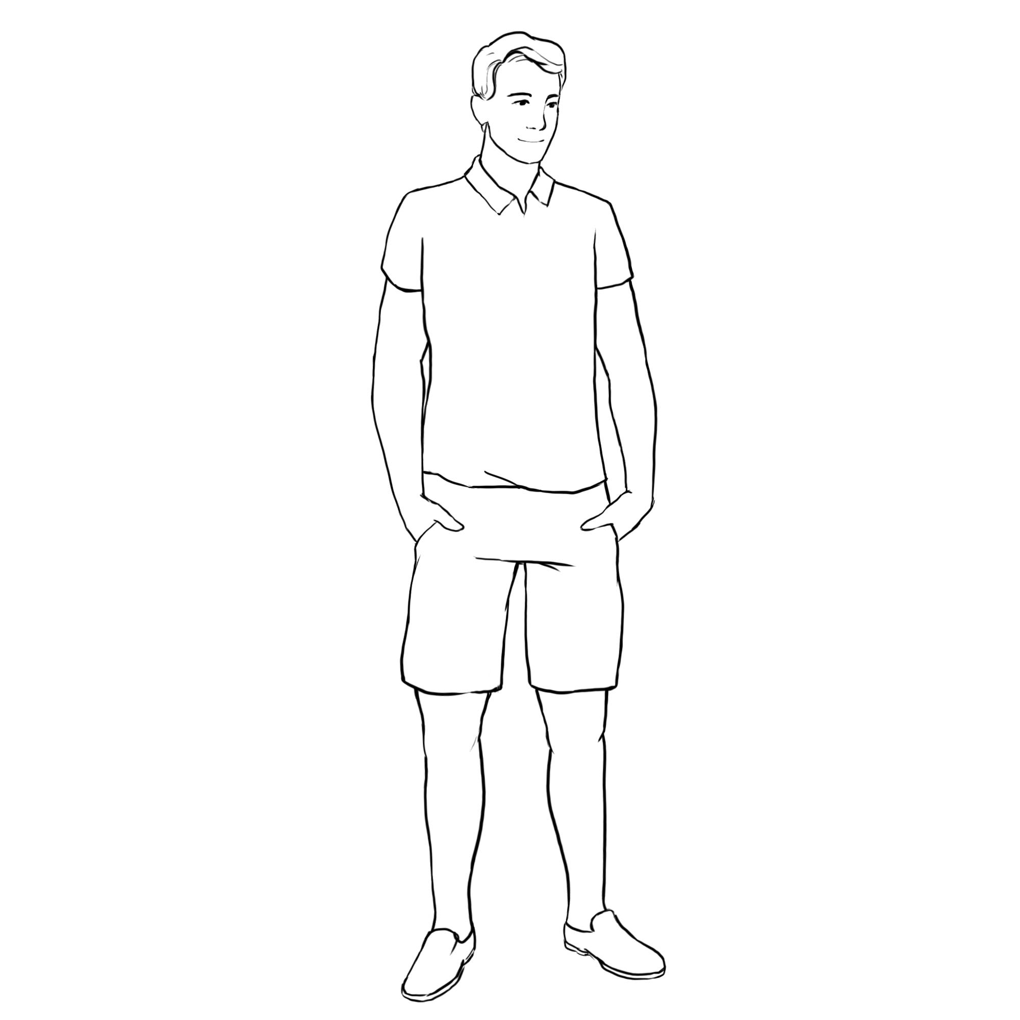 Vividsaaga Groom Posing Guide 23