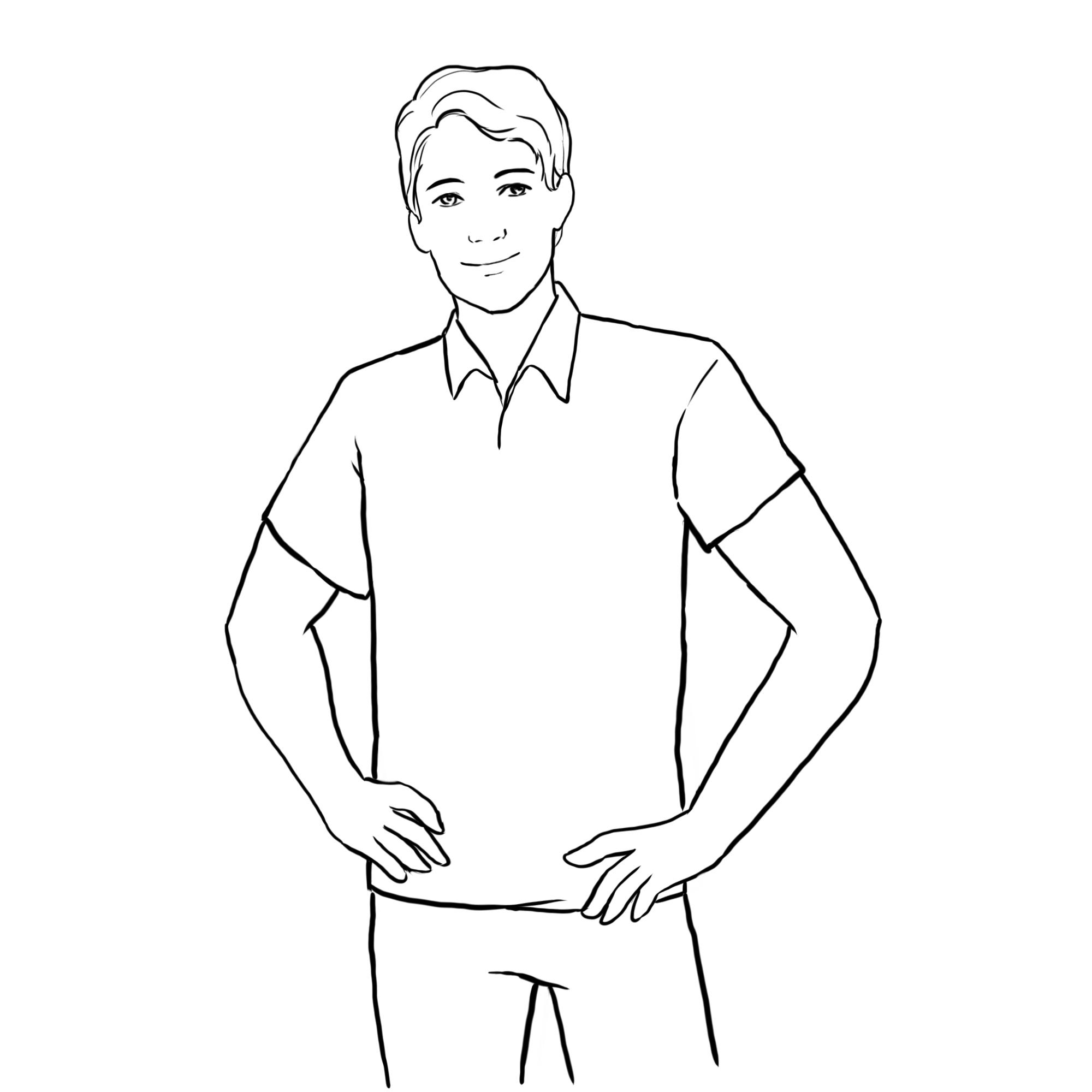 Vividsaaga Groom Posing Guide 26