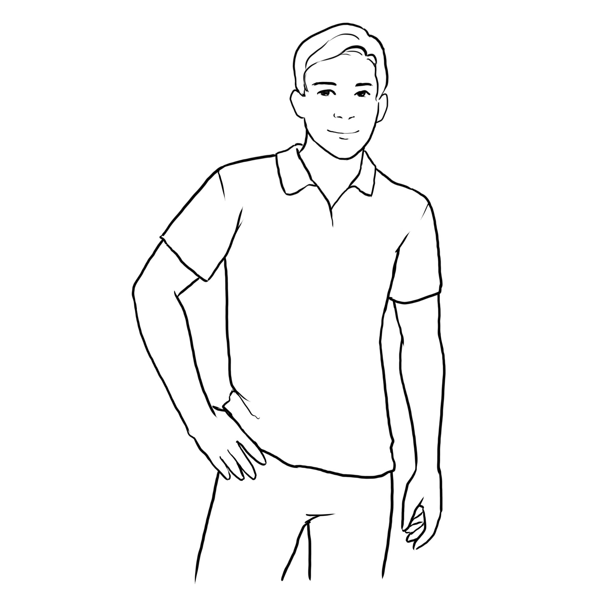Vividsaaga Groom Posing Guide 27