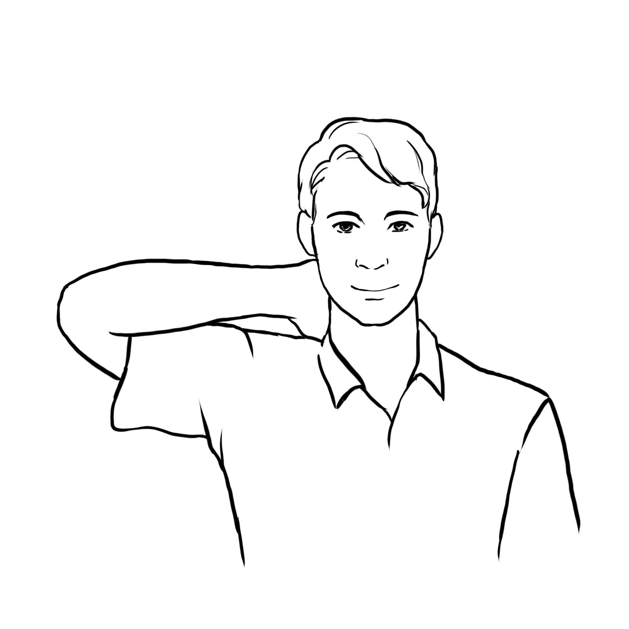 Vividsaaga Groom Posing Guide 8