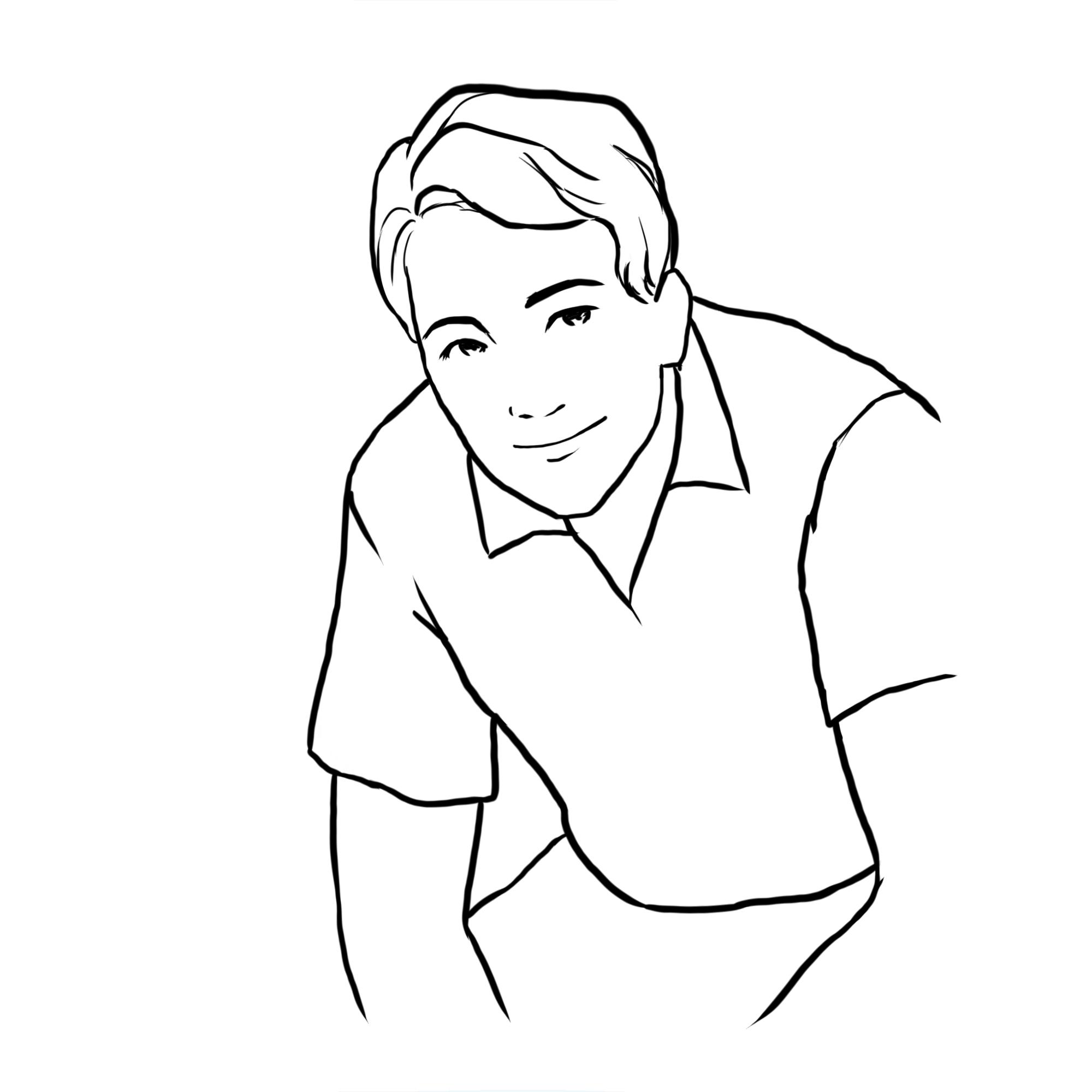 Vividsaaga Groom Posing Guide 9